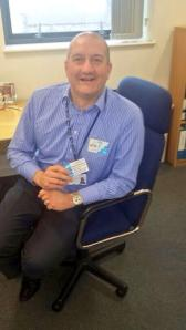 Our Chief Operating Officer knows what the I is for in #WIPE - he's got a sticker & a card! #WIPEWednesday #IIPCW