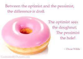 Always the doughnut...!
