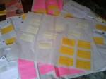 Workshop Post-it-notes